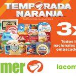 Temporada Naranja 2020: 3×2 en quesos nacionales e importados