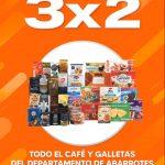 Temporada Naranja 2020: 3×2 en galletas y café
