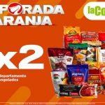 Temporada Naranja 2020 en La Comer: 3×2 en congelados