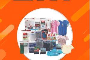 Temporada Naranja 2020: 2×1 en ropa interior para hombres, niños y bebés