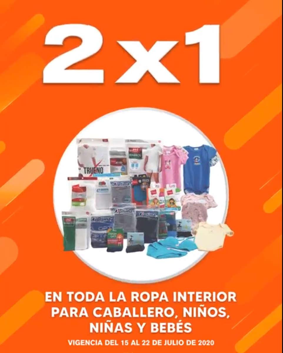 Temporada Naranja 2020: 2×1 en toda la ropa interior para hombres, niños y bebés