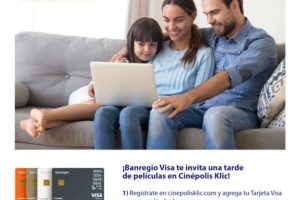 Cupón Cinepolis Klic Película Gratis pagando con Tarjetas VISA 2020