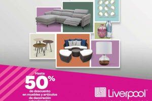 Liverpool Feria del Mueble 2020: hasta 50% de descuento en muebles y colchones