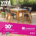 Promoción Liverpool Viva Bonito 2020: Hasta 30% de descuento en muebles y decoración