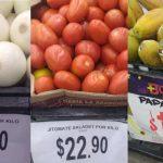 Folleto Bodega Aurrerá frutas y verduras Tianguis de Mamá Lucha 24 al 27 de agosto 2020