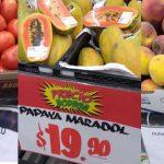 Folleto Bodega Aurrera frutas y verduras Tianguis de Mamá Lucha al 3 de septiembre 2020