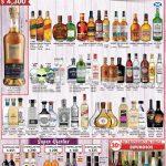 Bodegas Alianza: Ofertas en vinos y licores del 10 al 16 de agosto 2020