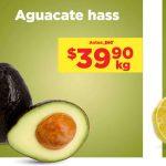 Ofertas Chedraui Martimiércoles frutas y verduras 4 y 5 de agosto 2020
