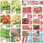 Ofertas Casa Ley frutas y verduras 25 y 26 de agosto 2020
