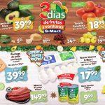 Ofertas S-Mart frutas y verduras del 4 al 6 de agosto de 2020