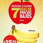 Ofertas HEB Frutas y Verduras del 4 al 10 de agosto 2020