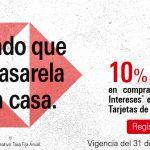 HSBC: 10% de bonificación durante el Hot Fashion