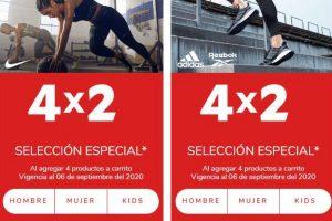 Ofertas Hot Fashion 2020 Innovasport 4x2 en Adidas, Puma y mas