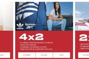 Ofertas Innvictus Hot Fashion 2020: Descuentos en Puma, Nike, Adidas y mas
