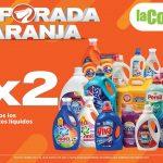 Temporada Naranja 2020: 3×2 en todos los detergentes líquidos