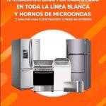 Temporada Naranja 2020: $300 por cada $1000 en línea blanca y hornos de microondas
