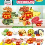 Ofertas Mi Tienda del Ahorro Frutas y Verduras del 4 al 6 de agosto 2020