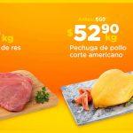 Ofertas Chedraui Los Consentidos en carnes del 13 al 16 de agosto 2020