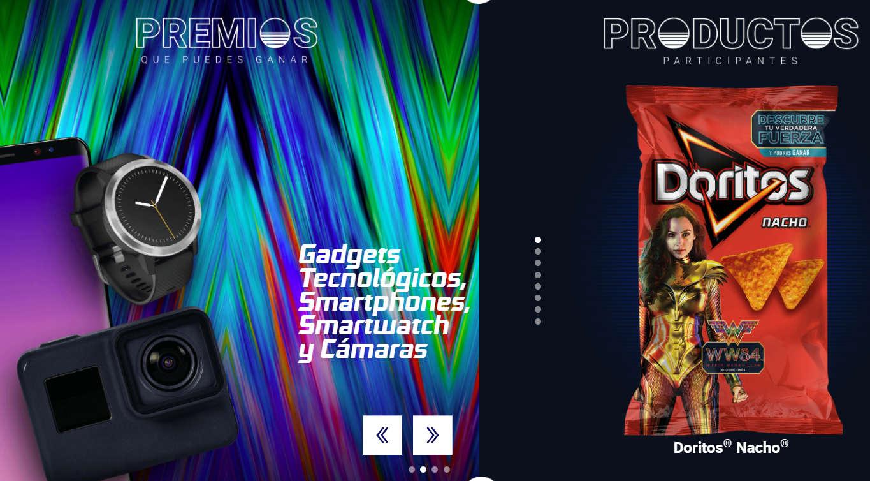 Promoción Doritos 2020: Gana Samsung Galaxy Fold y boletos Cinépolis