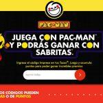 Promoción Sabritas Pac-Man 2020: Registra El Código Del Tazo En Sabritas.Com.Mx