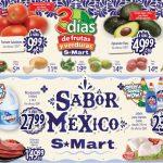 Ofertas S-Mart frutas y verduras del 25 al 27 de agosto de 2020