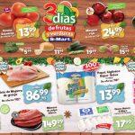 Ofertas S-Mart frutas y verduras del 11 al 13 de agosto de 2020