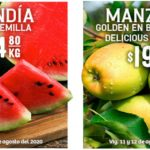 Ofertas Soriana Martes y Miércoles del Campo 11 y 12 de Agosto 2020