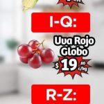 Ofertas Soriana Mercado frutas y verduras 18 al 20 de agosto 2020