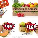 Ofertas Soriana Mercado frutas y verduras del 25 al 27 de agosto 2020
