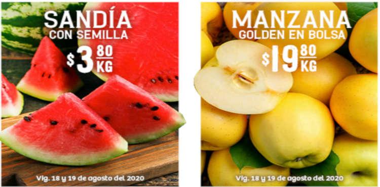 Ofertas Soriana Súper Martes y Miércoles del Campo 18 y 19 de agosto 2020