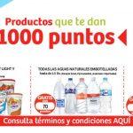 Farmacia Soriana te da 1000 puntos para canjear productos gratis