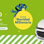 Sorteo Coppel Navidad Millonaria 2020: Gana 1 Millón de Pesos y Autos