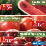 Folleto Martes de Frescura Walmart 18 de agosto 2020
