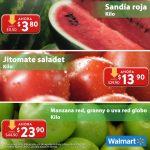 Ofertas Martes de Frescura Walmart 4 de agosto 2020
