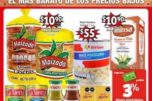 Soriana Mercado - Folleto Fiestas Patrias del 7 al 17 de septiembre 2020