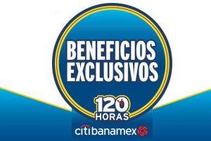 120 horas Citibanamex 2020: Ofertas y Promociones en línea