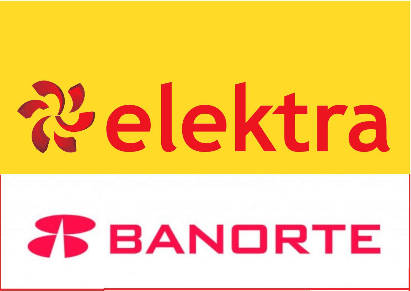 Elektra: 10% de descuento + 15% de Bonificación con tarjeta digital Banorte