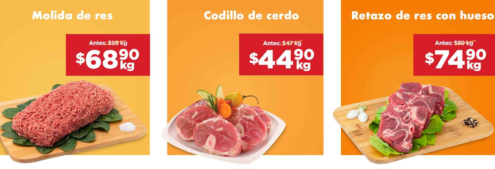 Ofertas Chedraui Martimiércoles de carnes 30 de Septiembre 2020