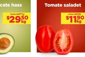 Frutas y Verduras Chedraui 29 y 30 de septiembre 2020
