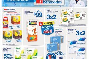 Farmacias Benavides - Folleto de ofertas Septiembre 2020
