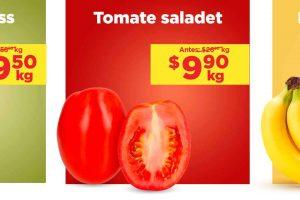 Frutas y Verduras Chedraui 8 y 9 de septiembre 2020