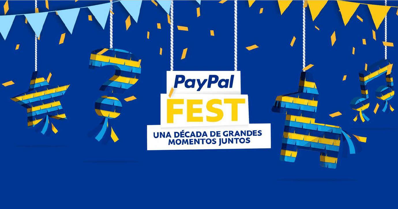 PayPal Fest 2020: Ofertas, promociones y descuentos