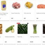 Folleto Tianguis Bodega Aurrerá frutas y verduras al 5 de noviembre 2020