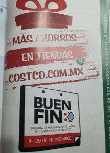 Cuponera COSTCO Buen Fin 2020: Folleto de ofertas y promociones