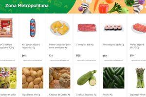 Folleto Tianguis Bodega Aurrerá frutas y verduras 27 al 29 de octubre 2020