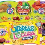 Folleto S-Mart frutas y verduras del 27 al 29 de octubre 2020