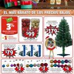 Folleto Soriana Mercado Ofertas de Navidad al 8 de noviembre 2020