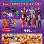 Folleto Walmart ofertas Halloween del 15 de octubre al 2 de noviembre 2020