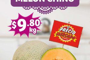 Folleto Soriana Mercado frutas y verduras del 27 al 29 de octubre 2020