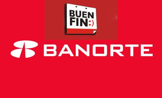 Banorte Buen Fin 2020: 15% de bonificación en compras a meses sin intereses